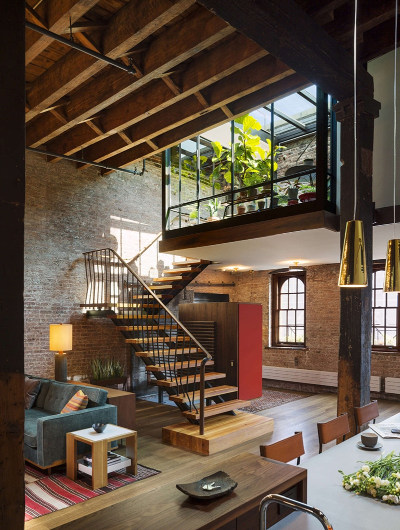 tribeca loft 1884 everythingwithatwist