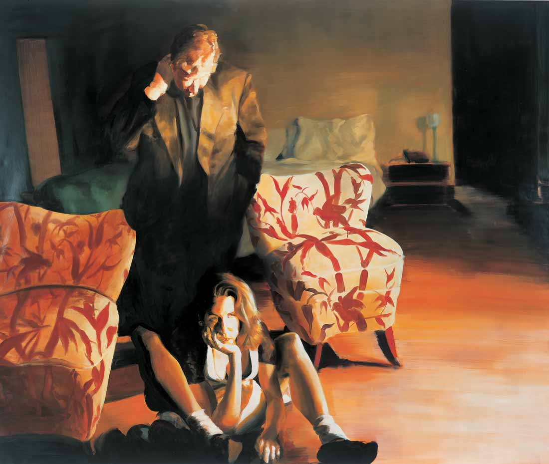 Eric Fischl Watercolors Paintings by Er...