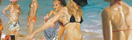 Paintings by Eric Fischl
