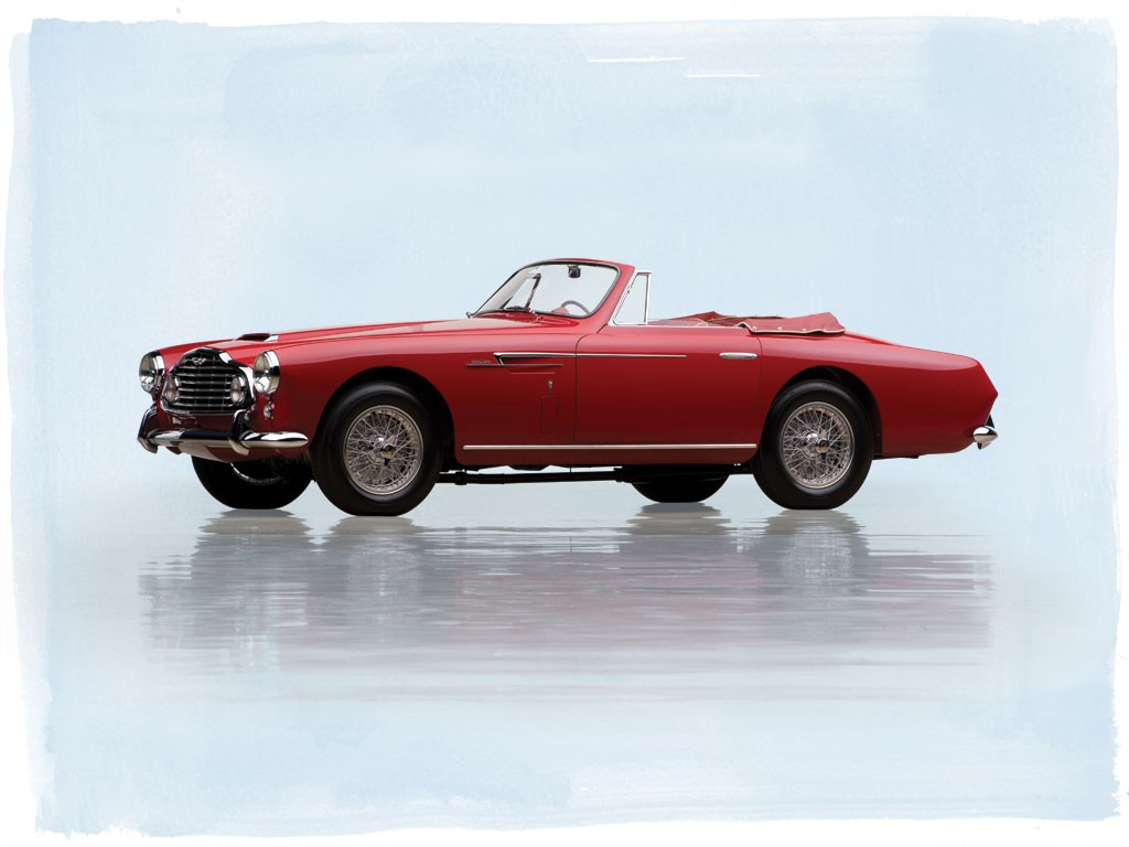 aston martin 1953 drophead coupe everythingwithatwist