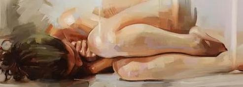 Nude Paintings by Johnny Morant