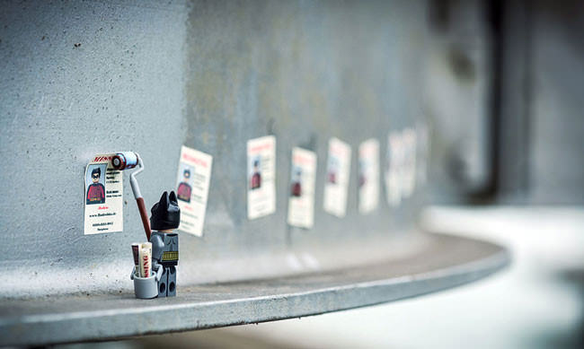 LEGO sofiane samlal everythingwithatwist