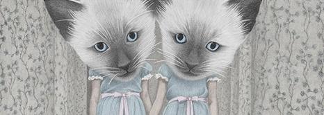 Helena Frank Flowing Illustrations