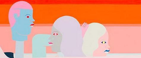 Richard Colman's Exhibition at Chandran Gallery, San Francisco