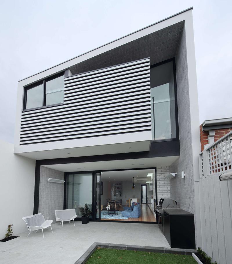 Victorian Terrace Extension, Melbourne, Australia