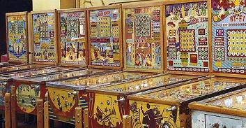 Nostalgia over Sixties Arcade Games, Kansas City, Missouri