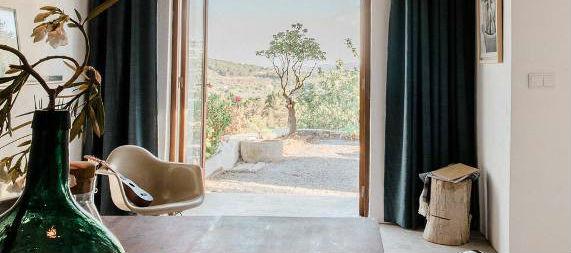 Stables Refurbished to a Contemporary Studio, San Lorenzo, Ibiza