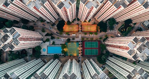 Walled City by Andy Yeung