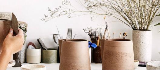 Distinctive Ceramics by Claudia Lau