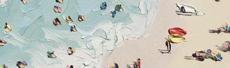 Beach Studies by Sally West