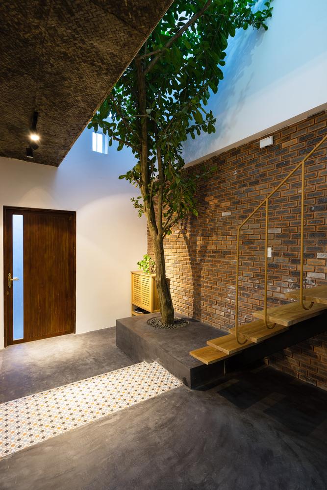7x7 House By Iz Architects Da Nang Vietnam