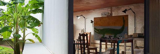Álvarez-Nuovo Atelier in Paraguay