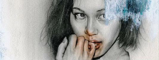 Portraits by Masato Tsuchiya