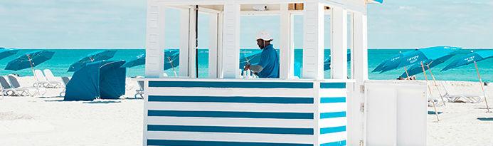 Cabana, a Photography Series by David Behar