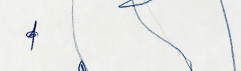 Alexandria Coe Nude Drawings