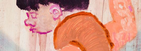 """On Them"", a Sanya Kantarovsky's Exhibition in New York"
