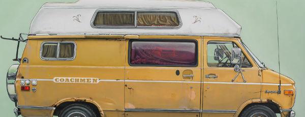Kevin Cyr's American Vans