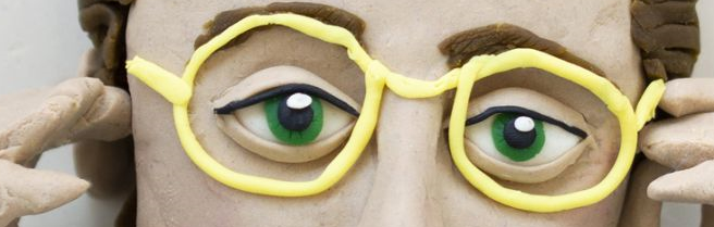 'Surrealists Rendered in Play-Doh', an Exhibition that Runs in London by Eleanor Macnair