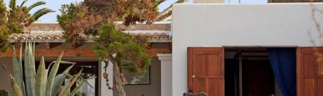 Jade Jagger's Beach House, Formentera, Spain