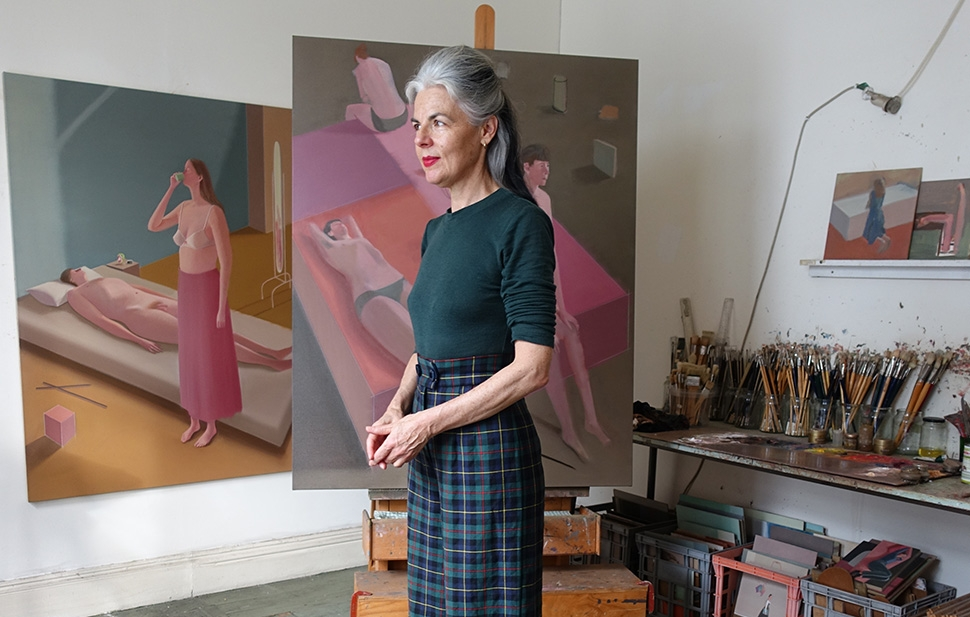 prudence flint paintings