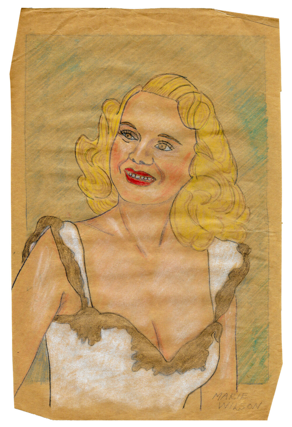 hollywood artists portraits