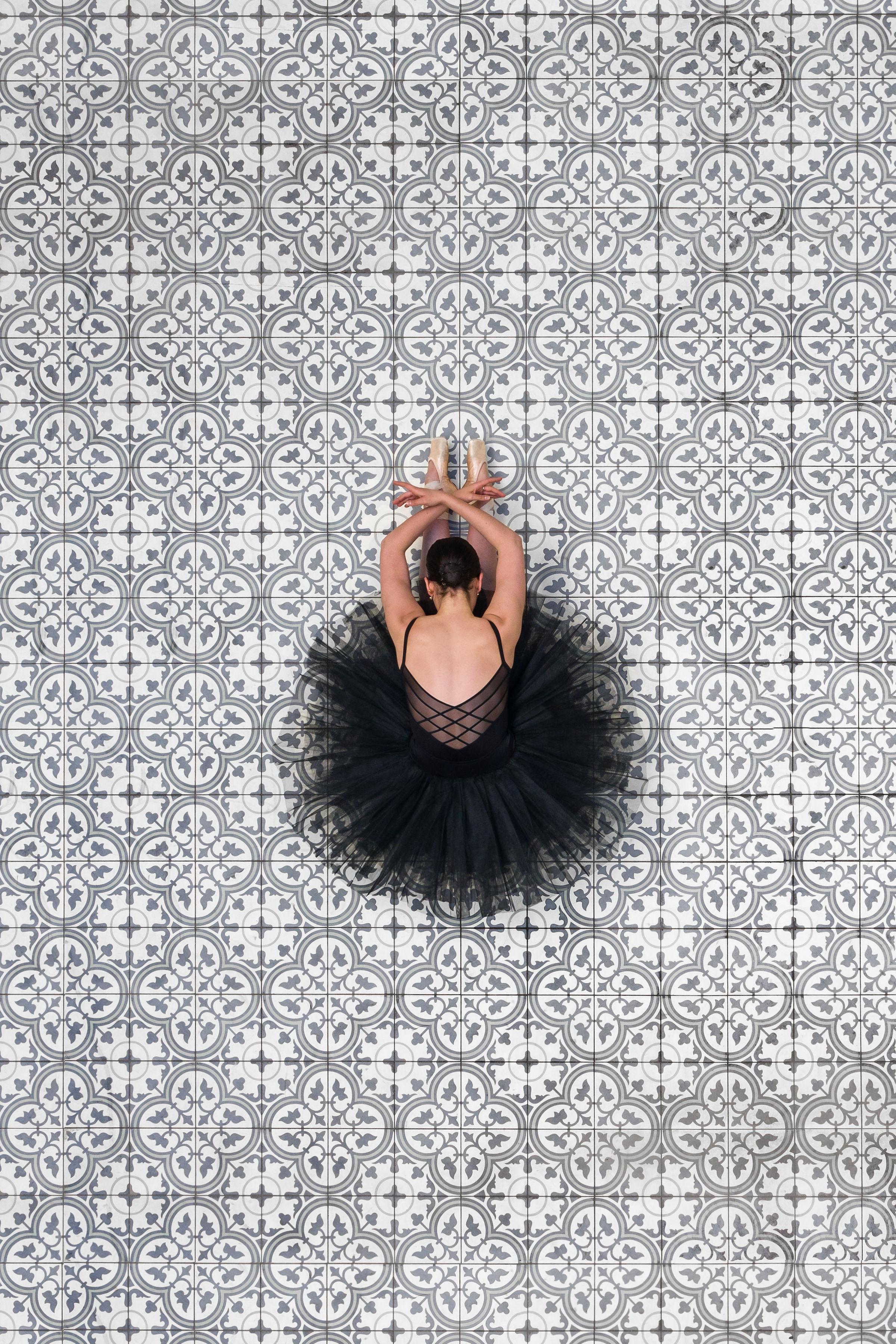 ballerine de l'air brad walls