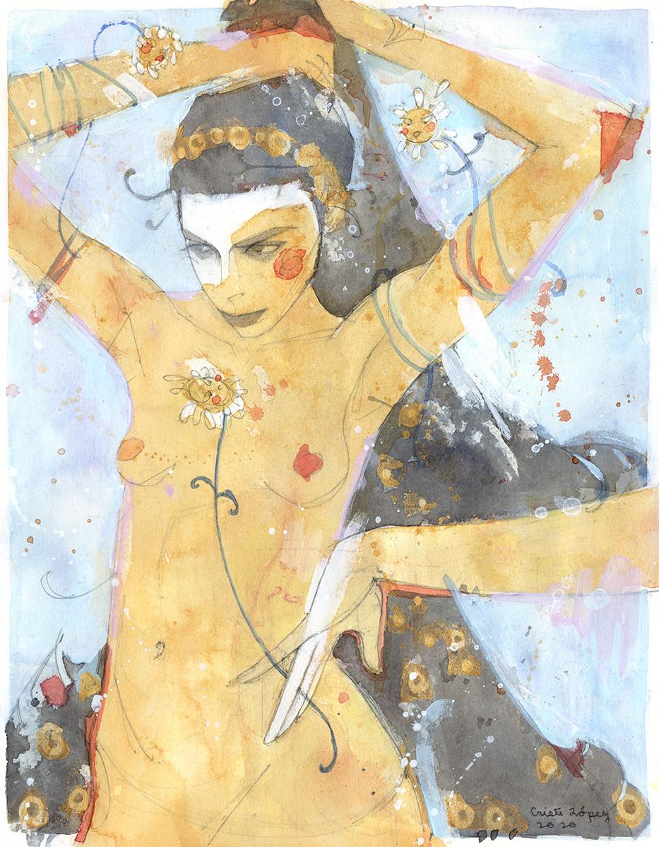 oil paintings cristi lopez