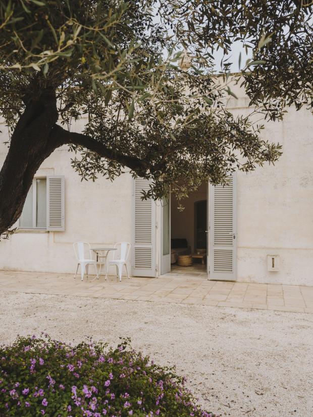 villa in puglia southern italy