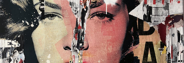 Beautiful People Collages by Peter Horvath
